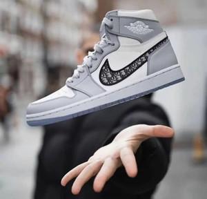 Nike Sacaì LDV Waffle Daybreak Klasik Eğik Basketbol Ayakkabı Chaussure ile Dior Yüksek Top Sneakers Erkek Kadın Tasarım Ayakkabı Air Jordan 1 x