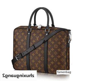 Voyage Pm M52005 Men Messenger Bags Shoulder Belt Bag Totes Portfolio Briefcases Duffle Lage