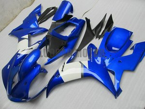 YAMAHA iniezione ABS YZF 1000 R1 2002 2003 carenature YAMAHA YZF 1000 R1 02-03 carenature kit YZF R1 02-03 2002 2003 bodykits # DS8W