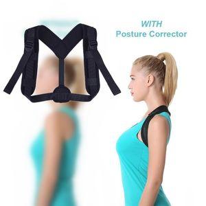 Male Female Clavicle Posture Corrector Adult Children Back Support Belt Corset Orthopedic Brace Shoulder Corrector Dropshipping