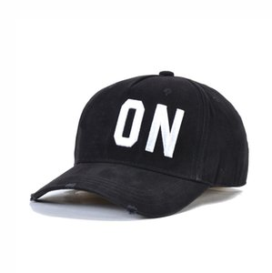 D2는 남성과 여성 유명 브랜드면 조정 해골 스포츠 골프 곡선 모자의 새로운 럭셔리 디자인 아빠 모자 야구 모자 캡