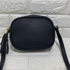 Tassel Marca Moda Mulheres Designer Bolsas Bolsas Soho Disco Bag Carteiras Crossbody Bags Bolsa de Ombro