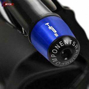 New Lenker End Grips-Kappe für HP2 Sport Alle Jahre HP2 Enduro / Megamoto CNC-Zubehör Aluminium Motorrad Hand Bar Ends 0mvi #