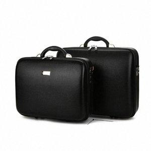 현금 컴퓨터를 포장 문서 상자 캐스 높은 품질의 남성 비즈니스 박스 비밀번호 홀드 모든 가방 가죽 트렁크 소품 가방 0YD5 번호를 CAS