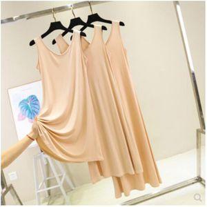 2020 femme Petticoat plein glisse femmes robe feuillet underdress glisse creux droit jupon femme femme Intimates