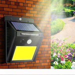 Recargable Luz solar 20 25 30 48 LED impermeable del movimiento de PIR seguridad del sensor de la lámpara solar al aire libre pared de luz de emergencia