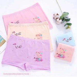 Girls cartoon children cotton kindergarten girl baby Shorts and underwear underwear boxer shorts