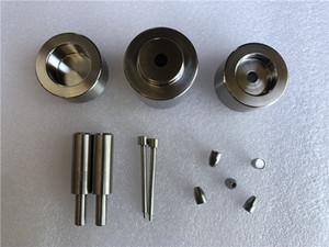 0,25 6,35 millimetri 37gr 2.4G mano die forgiatura Timbratura morire modello di precisione Slug stampo in acciaio stampo in magazzino