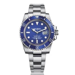 Designer Watches Famous Montre Reloj Lujoso Classical Orologio Da Polso SUBMAR Mechanical Automatic Movement Mens Wristwatches