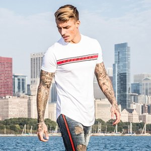 Sports T-shirt fitness short-sleeved round neck color matching bottoming shirt basketball training T-shirt