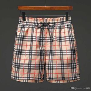 Atacado Moda Verão Shorts novo designer Board curto de secagem rápida Swimwear Impressão placa praia Pants Men Mens Swim Shorts