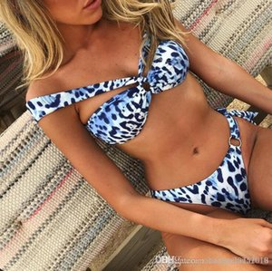 new Point Swimsuit Women Summer one Piece Bikini Suits Sexy Set Swimming Letters Beach Bathing Suits Swimwear Clothes 1320