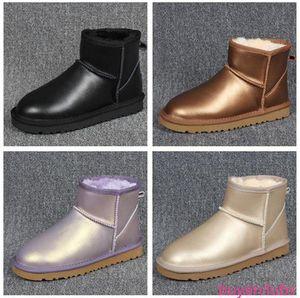 designer boots ug Women Snow Boots Waterproof Australian Style Warm Winter Outdoor Ankle Boots Brand Ivg