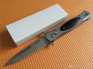 Bestpreis! SOG FIELDER G707 Automatische Beste Messer 440C Stahl Stonewash Cocobolo Griff EDC Taschenmesser Überlebensausrüstung Messer