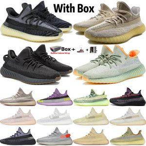 2020 Büyük Beden 13 Kanye West ABEZ Asriel'den Oreo İsrafil Eliada Dünya Çöl Adaçayı cüruf V2 Yansıtıcı Erkek Kadın Koşu Ayakkabı Tasarımcısı Sneaker