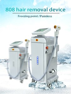 808nm Diode Laser Hair Removal Device 808 Laser Hair Removal Equipment Diode Laser Permanent Hair Removal Machine Clinic Spa on Sale