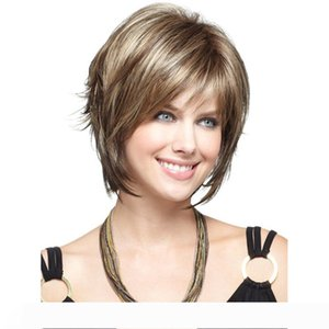 Hot sale fashion Women Wig short Wigs