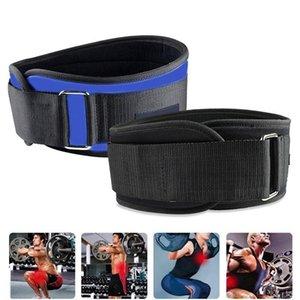 Sport Weightlifting Waist Support Belt for Men Safety Gym Fitness Belt Squatting Barbell Dumbbel Training Lumbar Back Support