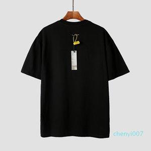 designer shirt Men Women T-shirt FOG Fear Of God Essentials Hip Hop Kanye West summer Streetwear Tee Tops z13152H