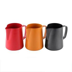 400ml Coffee Mug Stainless Steel Frothing Pitcher Latte Art Milk Foam Tool Coffee Pitcher Milk Espresso Jug