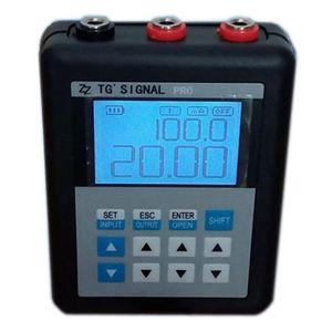 Калибратор модуль 4-20 мА 0-10 24В постоянного тока Напряжение генератора сигналов Имитатор 4-20 мА Петля 4-20 мА тестер 0-20 24V Генератор Simulator