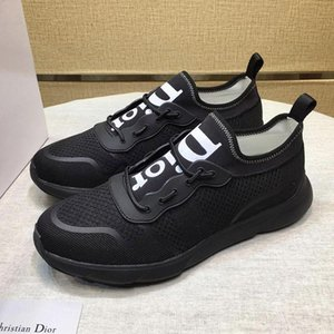 Mens Shoes Breathable Sneakers Vintage Outdoor 2019 Fashion Platform Stylish Shoes B21 Neo Sneaker In Technical Knit Casual Shoes Big Size