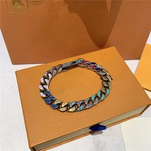 Cuba CHAIN LINKS PATCHES designer jewelry luxury designer jewelry women bracelets designer bracelet bijoux de créateurs de luxe femmes brace