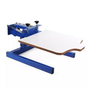 2020 Schermo design nuovissimo rimovibile Pallet speciale per principianti fai da te Colore singolo Press Printing Machine