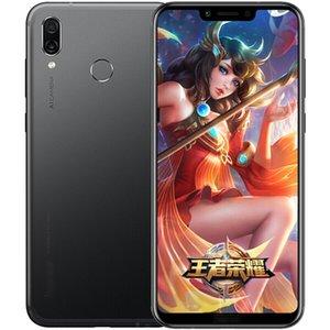 Original Huawei Honor Play 4G LTE Cell Phone 6GB RAM 64GB 128GB ROM Kirin 970 Octa Core Android 6.3 inch 16.0MP Fingerprint ID Mobile Phone