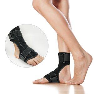 Apoio ao tornozelo Plantar Fasciite Dorsal Night Day Splint Pé Ortes Estabilizador com alça de dor de cinta
