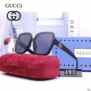 2020 moda óculos de sol de mulheres por atacado óculos de sol full frame polarizada lente de alta qualidade ao ar livre casual mens óculos de sol UV400 gg óculos de sol