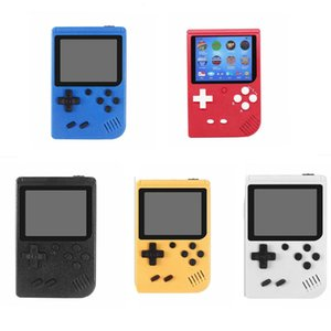 Portátil Pandheld Video Game Console Retro 8 Bit Mini Game Jugadores 400 juegos 3 en 1 AV Games Pocket GameBoy Color LCD Precio de fábrica