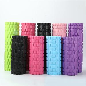 New 26*9cm EVA Hollow Yoga Column Foam Column Professional Fitness kit Massager for Gym Yoga Runner