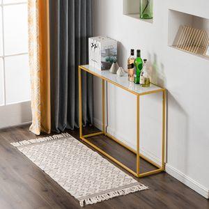 tablas de almacenamiento en el hogar de la moda moderna caliente de la tabla de lado blanco de mesa pórtico de mármol sofá de la sala de mármol de mesa minimalista porche