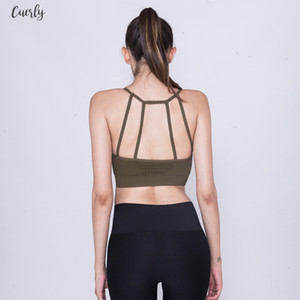 Seamless Workout Bras For Women Push Up Seamless Sporting Crop Top Womens Sportswear Fitness Shirt Vest 5 Color