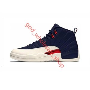 xshfbcl Jumpman Basketball 12 XII Shoes Designer Sports Wings CNY TAXI Playoff Flu Game Running Shoes For Men Women Trainers Sneakers 7-13