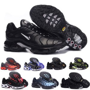Newest Mens Airs Mercurial Tn Running Shoes Fashion Rainbow Colorfull Men Designers Sneakers Chaussures Hombre Tn Man Sport Trainers HY9KJ