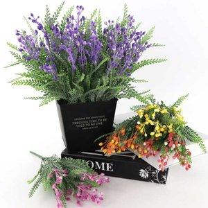Nuova bacca stami fiori artificiali decorazione di nozze fai da te corona regalo di Scrapbooking per cucito Craft falsi fiori