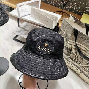 No box Top fashion brand hat designer hats caps men womens folding hat black fisherman beach visor sales folding bowler hat
