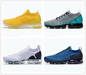 Nike Air Max Vapormax Shoes2020 2.0 Maxes 1.0 scarpe da corsa per uomo atletica Passeggiare scarpe da donna allenatori sportivi nero Outdoor Sneakers Online con