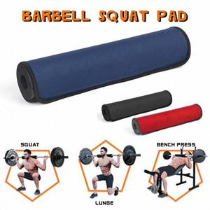 40x7CM Barbell Pad Pull Up Squat Bar Shoulder Back Protect Pad Grip Support Weight Fitness Weight lifting Glyf#