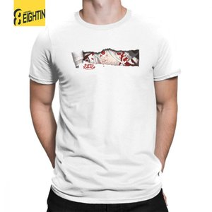 Date un live T-shirts 3D Shiro Deadman Wonderland Tokisaki Kurumi court SleeveTees pur coton ras du cou T-shirt grande taille Hommes