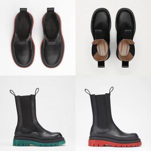 Cuir Fashion Star Femmes Chaussures Mode Automne Hiver cheville courte Femme Cuir Marque Femmes Bottes 09 L # 607