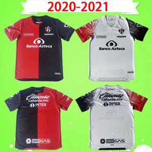 Liga MX 2020 2021 Atlas FC Soccer Jerseys 20 21 L.Reyes I.Jeraldino Acosta I. Renato J. Angulo Football Shirts Thailand Maillots