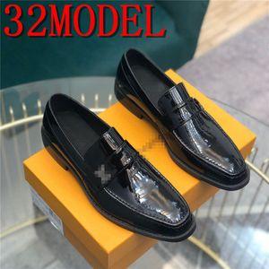 2020 Prom Shoes Men Classic Coiffeur Formal Shoes Men Elegant luxurious Men Party Shoes Chaussure Homme Sepatu Slip On Pria Bona Size 38-45