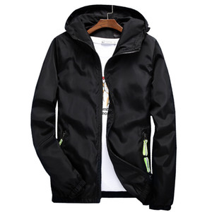 Wholesale Jacket Coat Autumn Men Women Designered Jackets Sports Hoodie With Long Sleeve Zipper Windbreaker Mens Clothing Hoodies