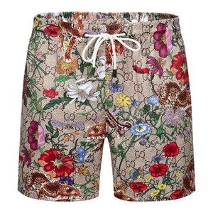 Gucci pantaloni Costume da bagno Estate Beach Mens consiglio Shorts Uomo Nero Design di lusso Surf Shorts Swim Trunks Shorts Sport