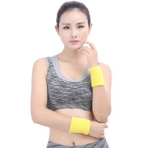 Spor Sıcak kayış havlu bilek kayışı ılık havlu bileklik bilek koruyucusu Spor Eşya hediye silerek ter