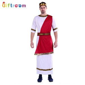 sVqYZ Acting macho adulto egípcio grego role-playing tema de Halloween roupas Partido Acting roupas masculina adulta egípcia grega traje role-p