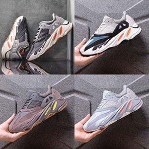 Nueva Kevin Durant 11 del tigre de bebé niños que se ejecutan Kanye West Kanye West 700 700 zapatos del muchacho muchacha joven del cabrito del Deporte Aéreo de la zapatilla de deporte Tamaño 20-27 # 569